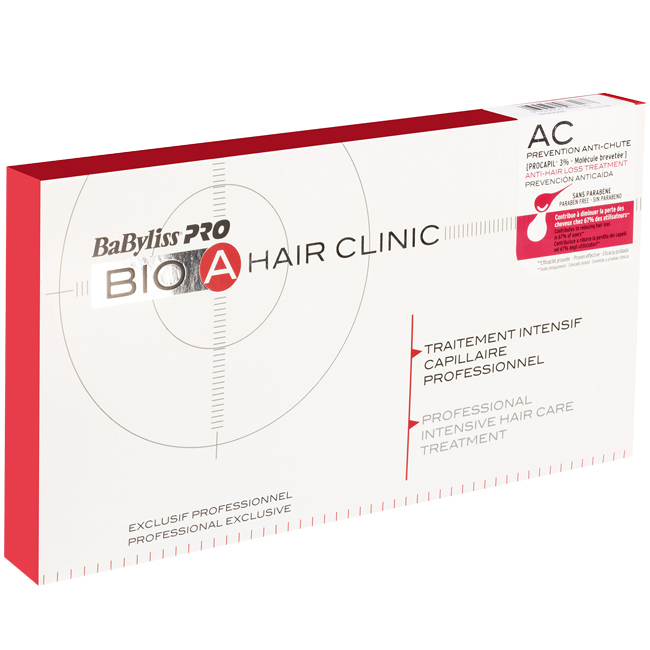 Косметика BaByliss PRO BA020048 Bio A Hair Clinic Lotion 15 мл