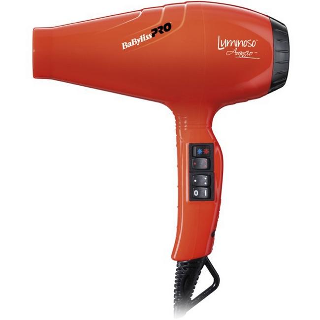BaByliss PRO BAB6350IOE Luminoso Arancio