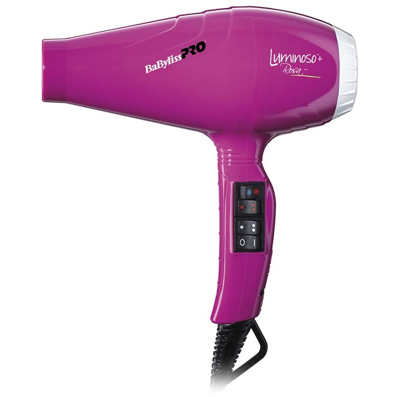 BaByliss PRO BAB6360IFE Luminoso Plus Rosa