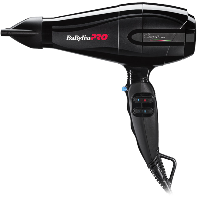 Фены BaByliss PRO BAB6510IRE Caruso Ionic