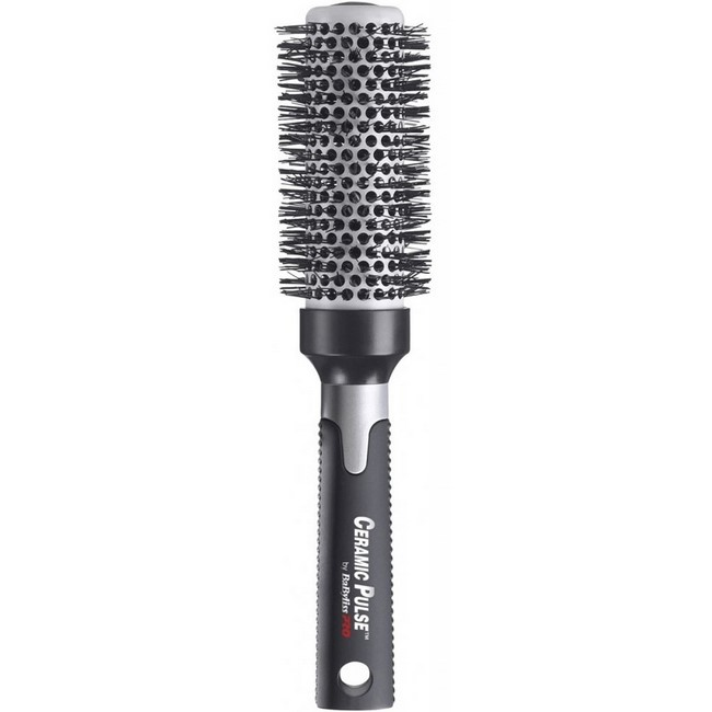 Щетки и брашинги BaByliss PRO BABCB2E Ceramic Pulse Brush 30 мм