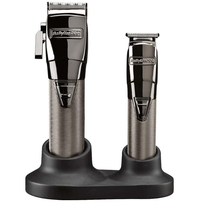 Машинки для стрижки BaByliss PRO FX8705E Gunsteel FX Grooming Set