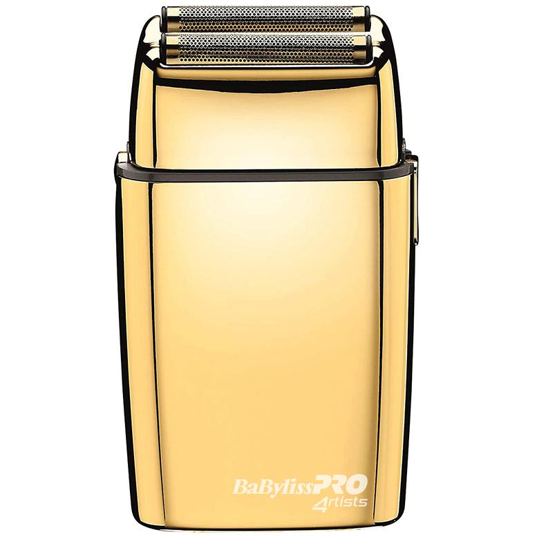 BaByliss PRO Foil FX 02 Gold Shaver