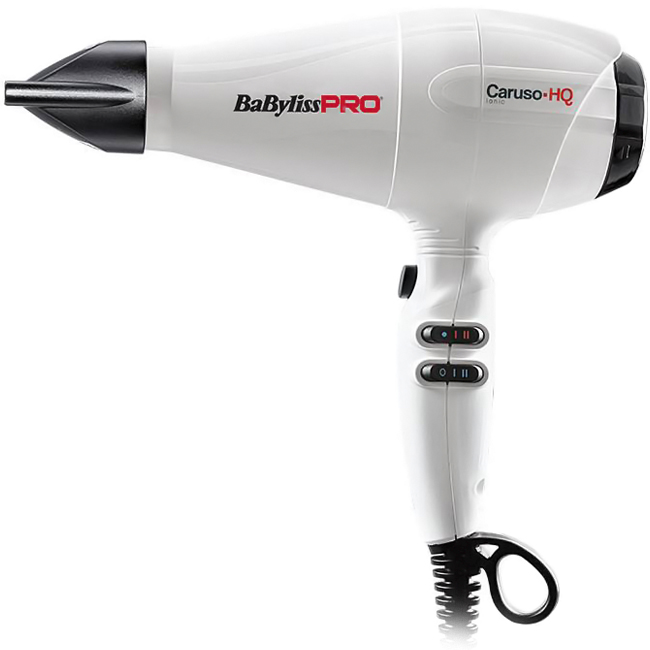 Фены BaByliss PRO BAB6970WIE Caruso-HQ Special Edition