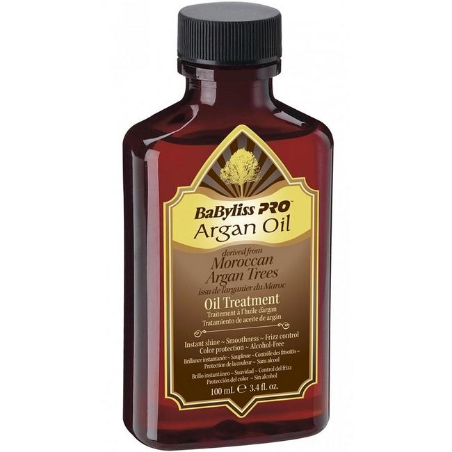 Косметика BaByliss PRO BAOIL3E Argan Oil Treatment 100 мл