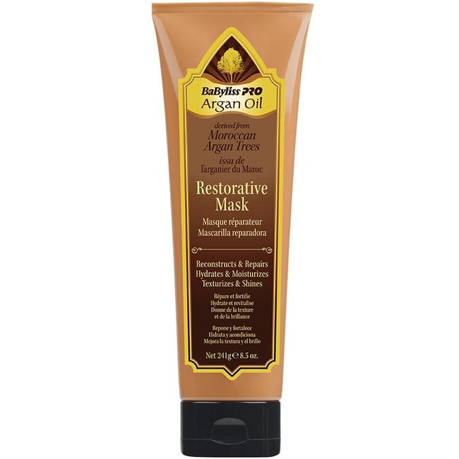 BaByliss PRO BAOILRMP8E Argan Oil Restorative Mask 241 g