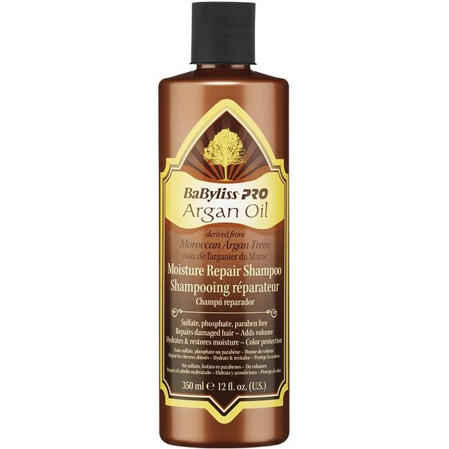 Косметика BaByliss PRO BAOILS12E Argan Oil Moisture Repair Shampoo 350 мл