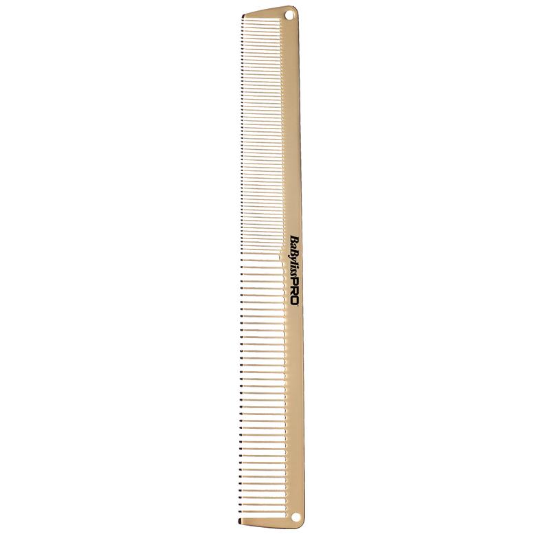 BaByliss PRO M3842E Gold Metal Comb