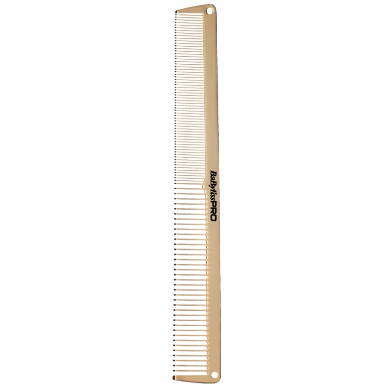 Щетки и брашинги BaByliss PRO M3842E Gold Metal Comb