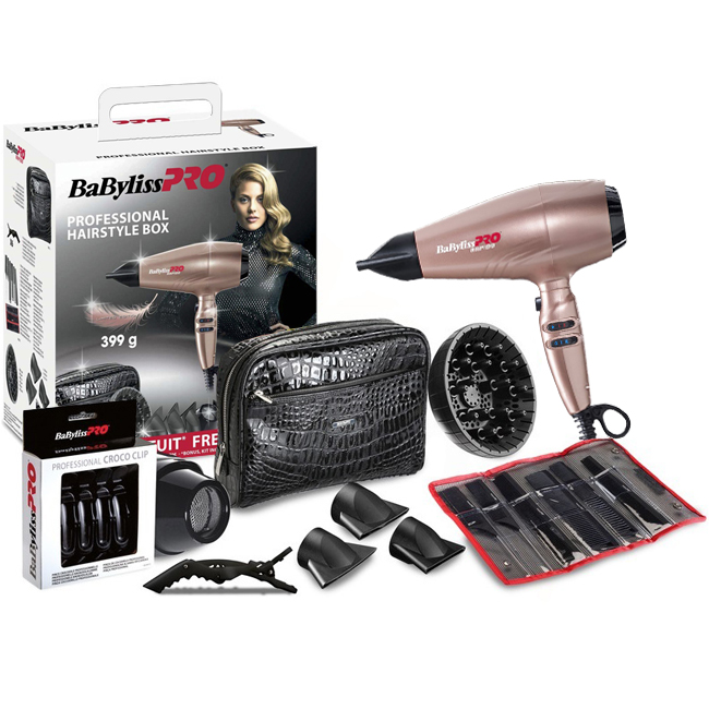 Фены BaByliss PRO P1036E Rapido Hairstyle Box