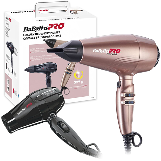 Фены BaByliss PRO P1168E Luxury Blow-Drying Set