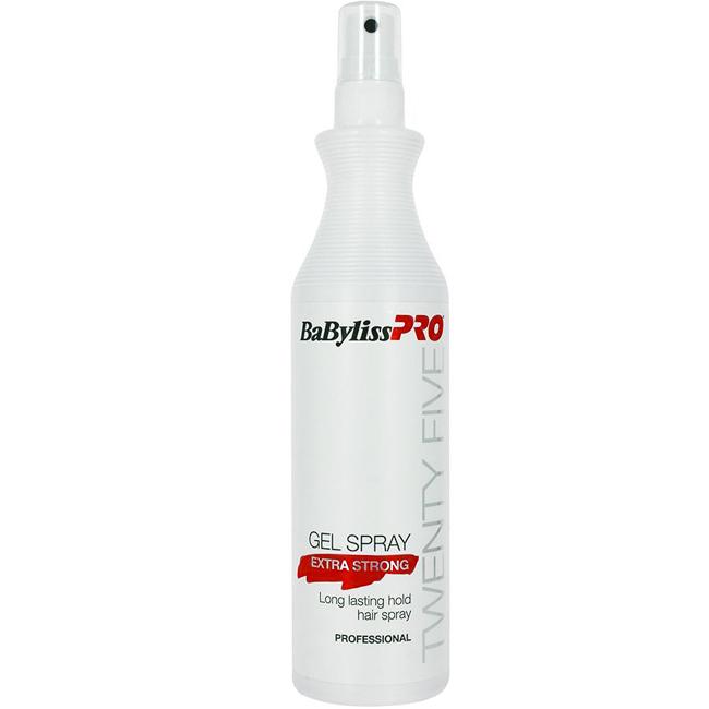 Косметика BaByliss PRO TW030080 Twenty Five Gel Spray 250 мл